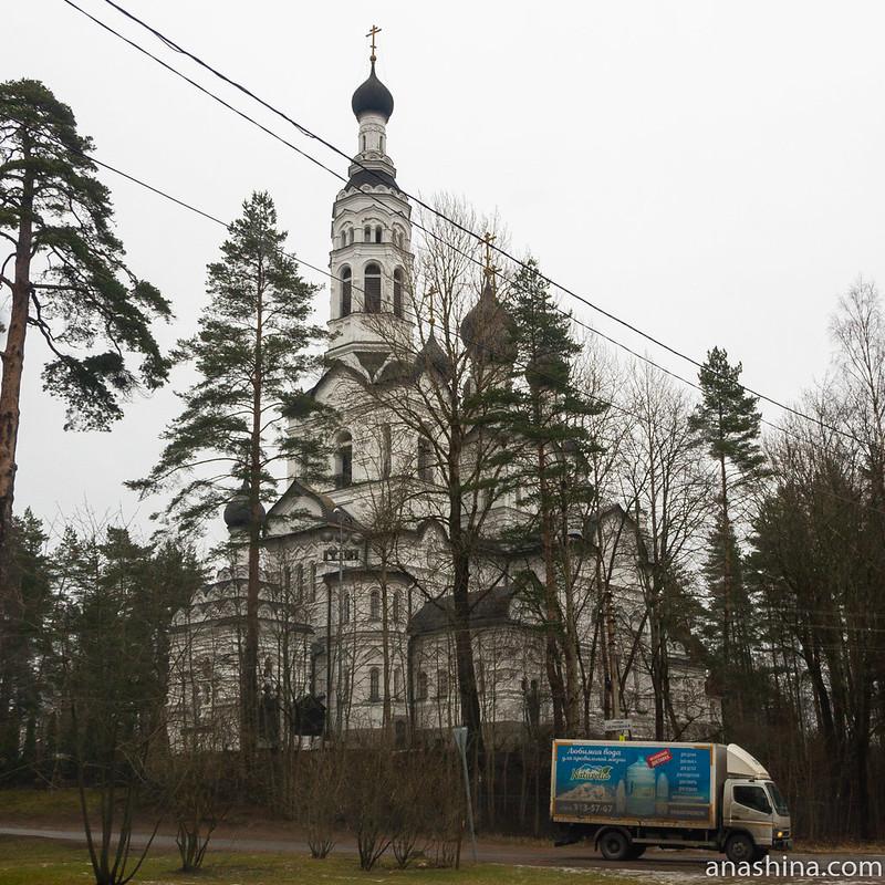 Православная церковь Казанской иконы Божией Матери, Зеленогорск