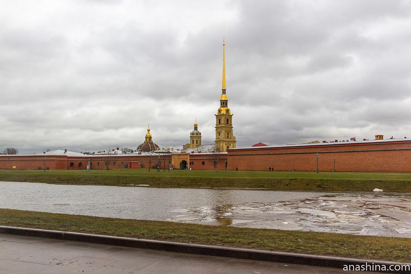Петропавловская крепость, Санкт-Петербург