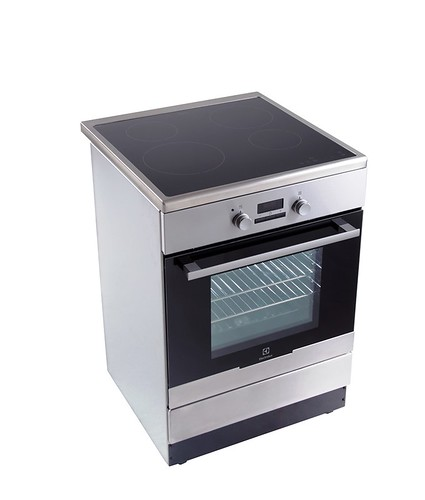Induction Hob Electric Oven Cooking Range