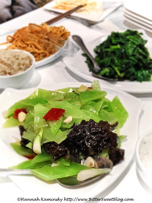 Lettuce Eat Celtuce