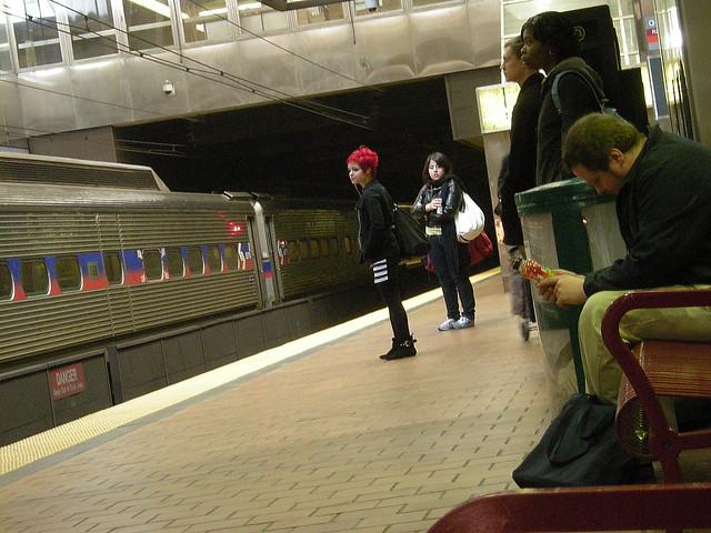 Regional Railway Punk Rocker