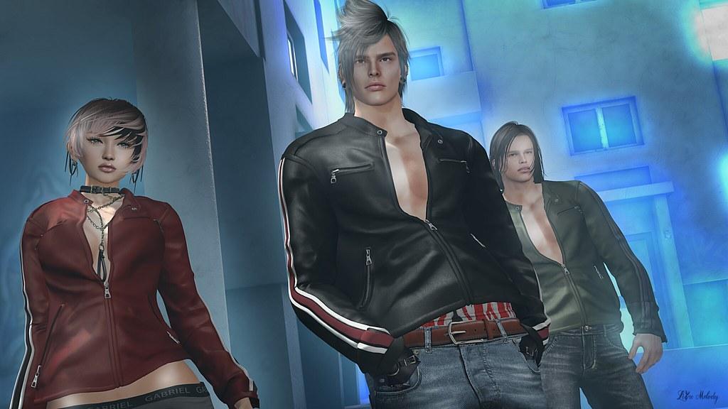 #209 ::GB:: 3Line Jacket