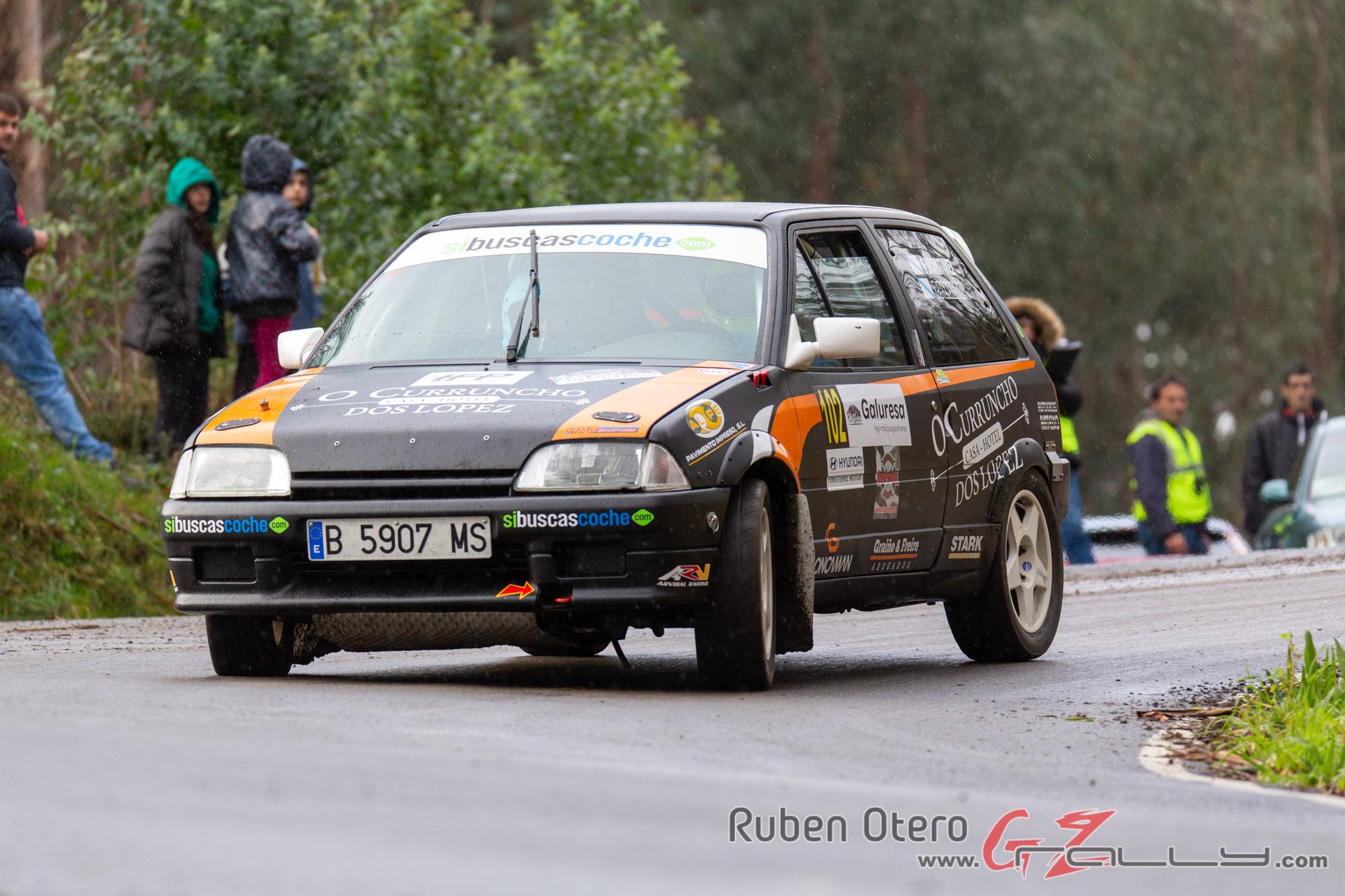 Rally de A Coruña 2020 - Ruben Otero