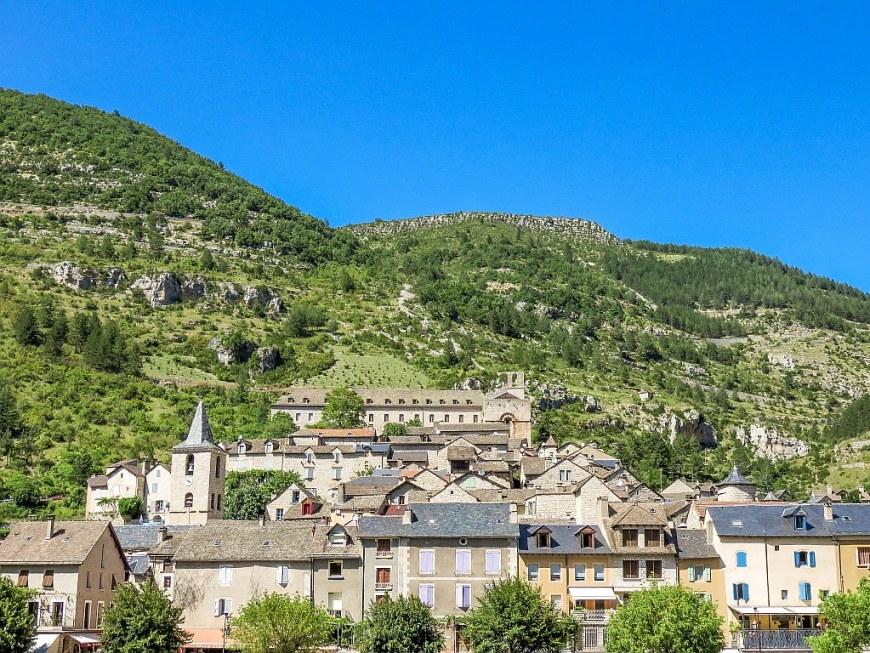 Sainte-Enimie France