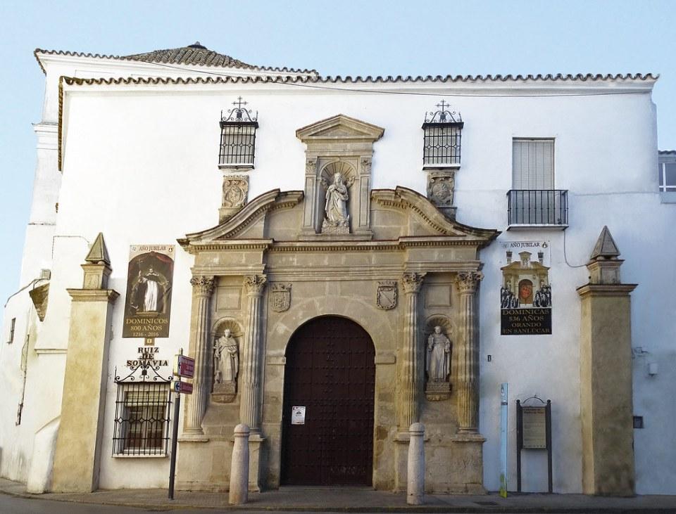 Convento Iglesia Madre de Dios Sanlucar de Barrameda Cadiz