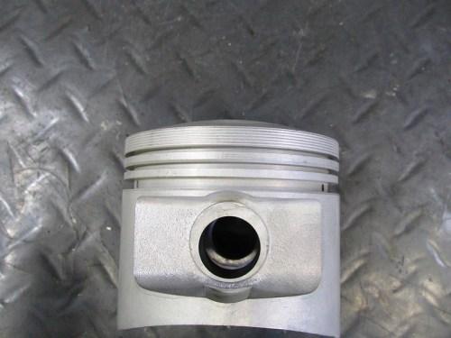 Piston Uses Three Rings