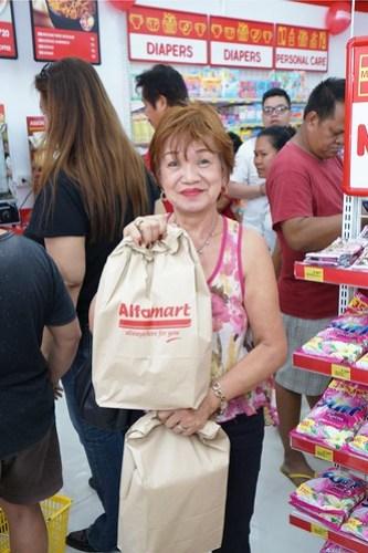 Alfamart Ribbon Cutting 800th Store