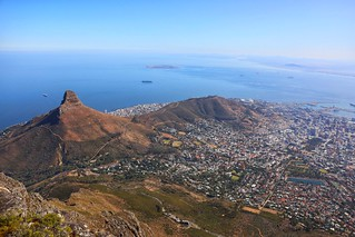 Lion's Head and Signal Hill