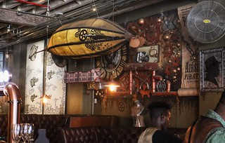 Great coffee house