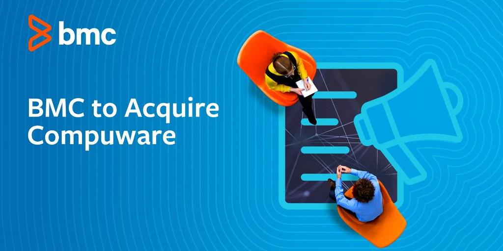 搶攻大型主機客戶 BMC收購Compuware