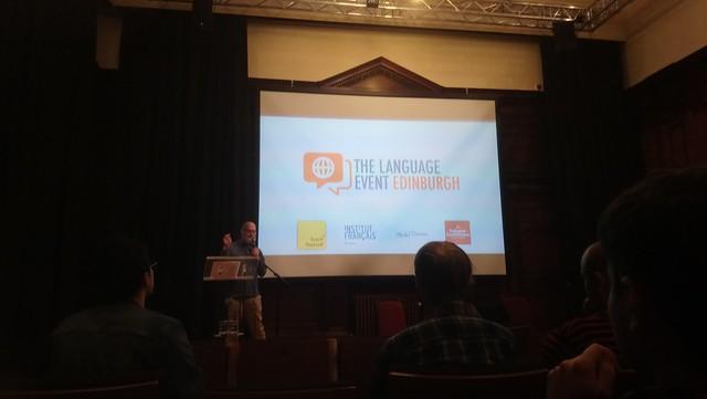 The Language Event, Edinburgh
