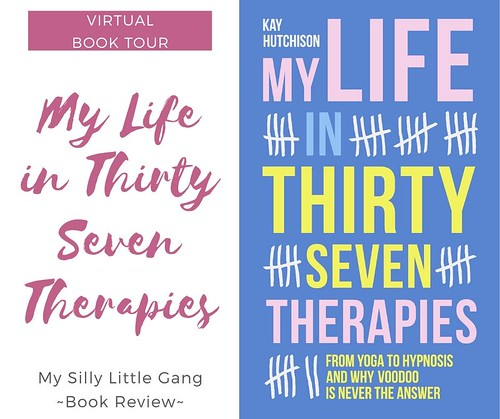 My Life in Thirty Seven Therapies ~ Virtual Book Tour #thirtyseventherapies