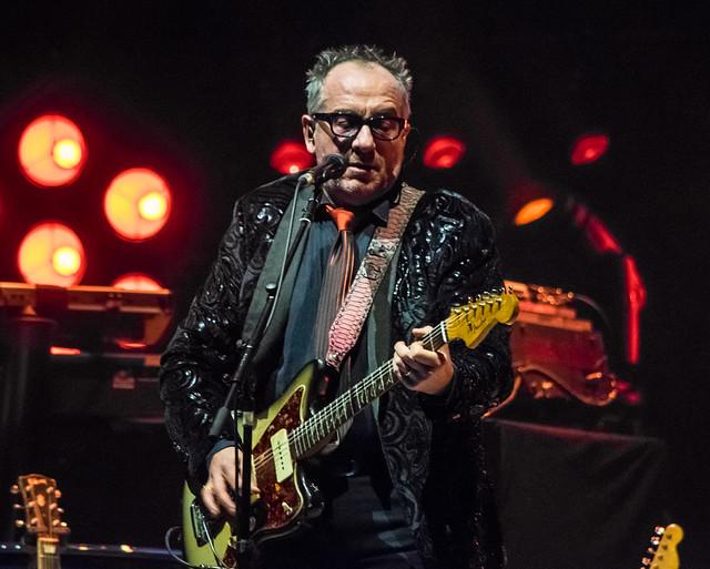 Elvis Costello - SSE Armadillo Glasgow 5th March 2020