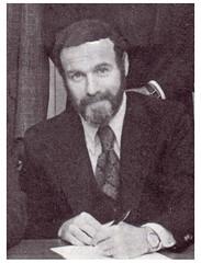 Labor arbitrator Richard Bloch: 1978 ca.