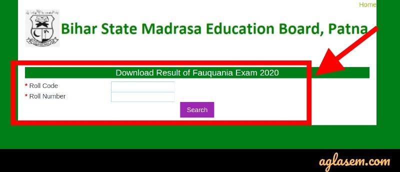 BSMEB Fauquania Result 2020 Login