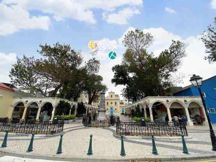 路環市區-聖方濟各教堂