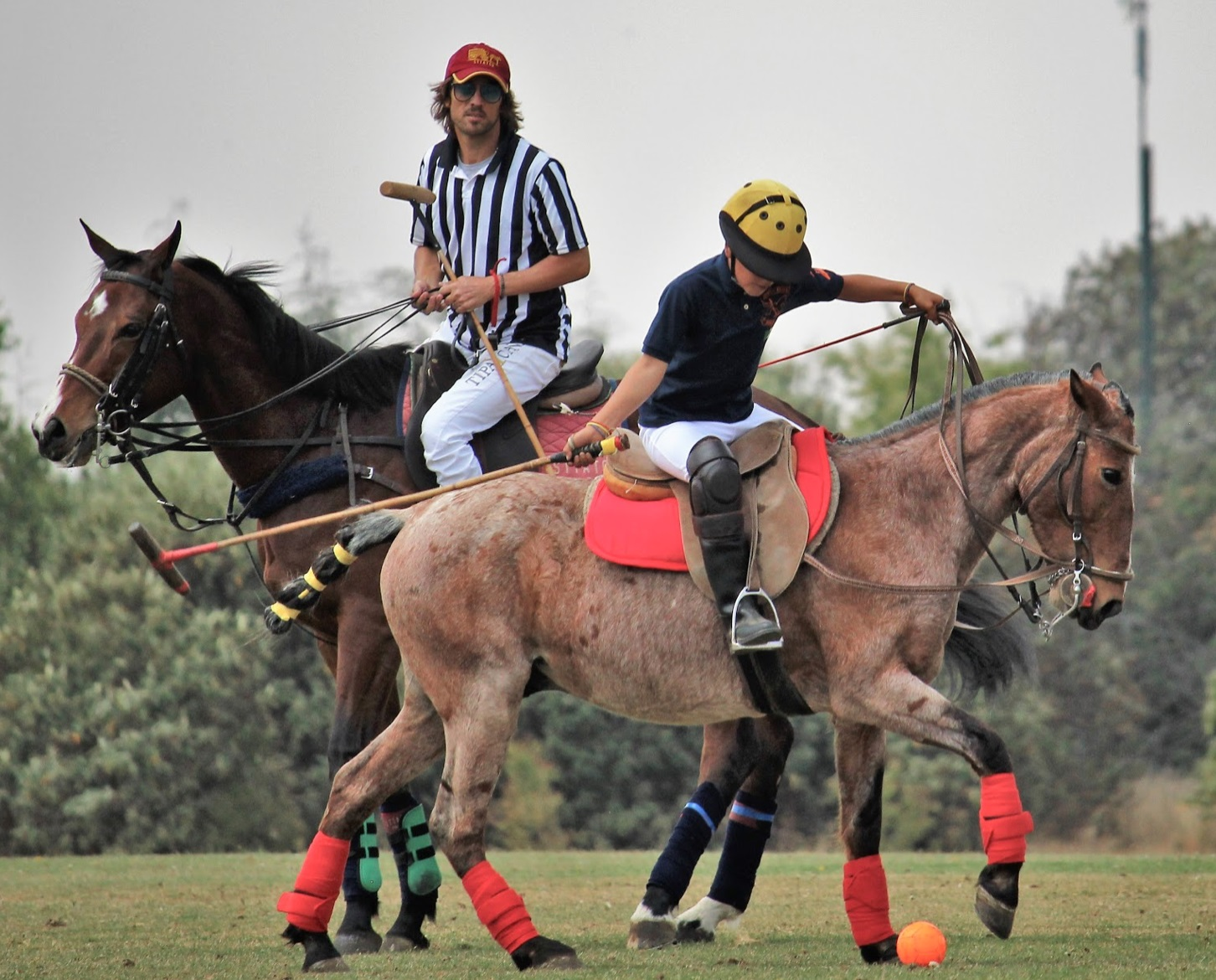 Handicap Classic Polo Club 1