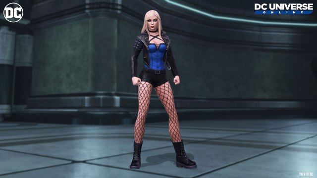 DC Universe Online: Birds of Prey - Black Canary on PS4