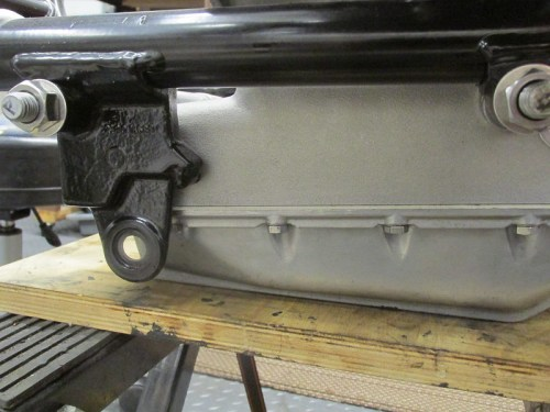 Refinished Oil Pan