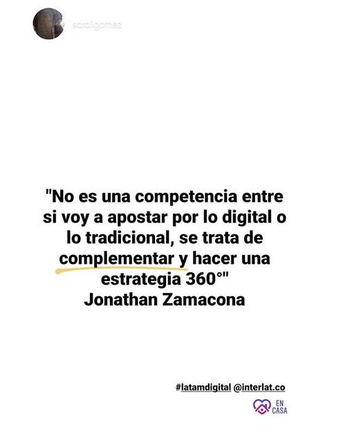#LatamDigital CDMX, marzo 2020
