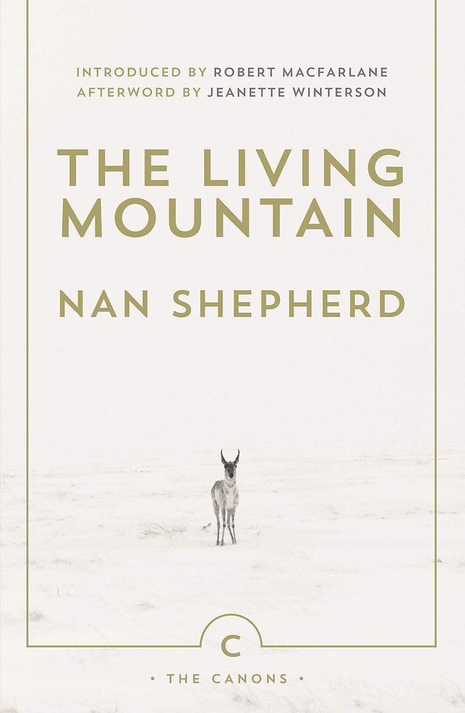 the living mountain nan shepherd