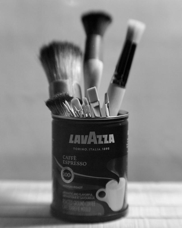 Lavazza Paintbrushes