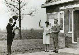 1966-04-27 - Trouwdag Gerard Jongens en Immie Schermerhorn - 003