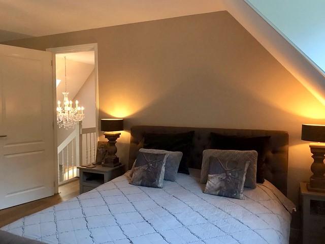 Slaapkamer landelijk klassiek
