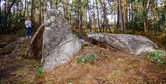 Dolmen de Pedra cuberta, Vimianzo