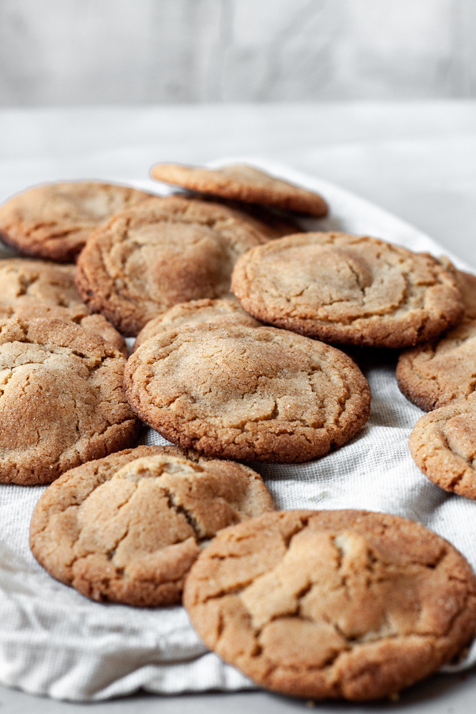 Peanut Butter Snickerdoodles BLOG (2 of 3)