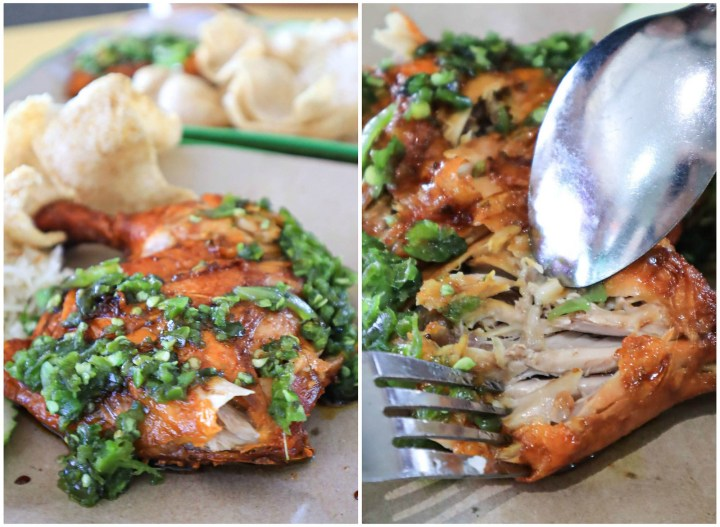 green-chilli collage