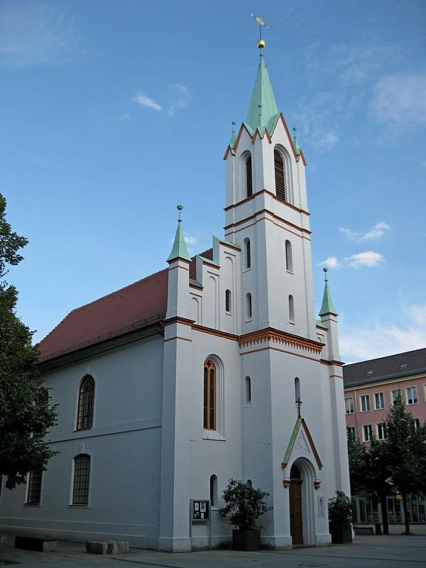 IMG_4596 Cottbus, Schlosskirche