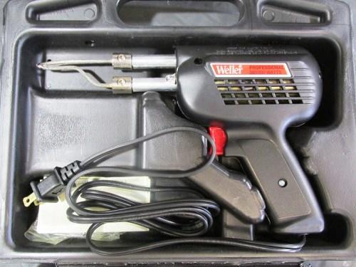 200/260 Watt Soldering Gun