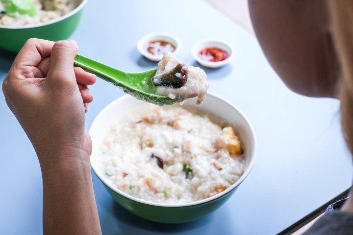 Century Egg Porridge 3