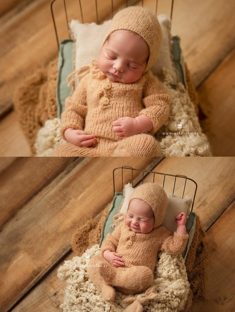 Cómo hacer fotos a bebes originales