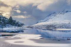 Glen Torridon snow