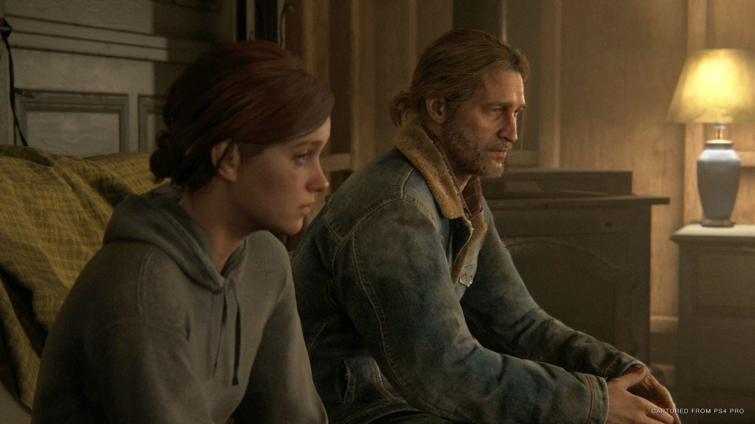 Brand New The Last of Us Part II Screenshots Unveiled 2