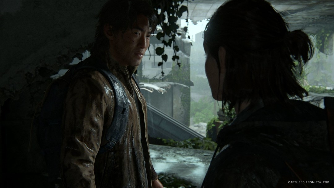 Brand New The Last of Us Part II Screenshots Unveiled 1