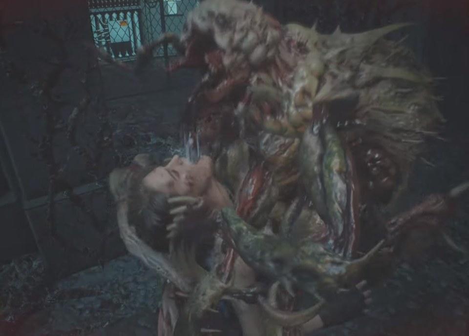 Resident Evil 3 Remake - H Monster