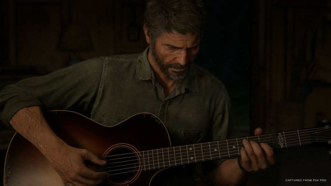 Brand New The Last of Us Part II Screenshots Unveiled 6