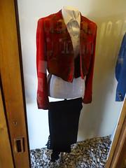 vestido de jinete Sala del Traje Museo del Enganche Jerez de la Frontera Cadiz 16