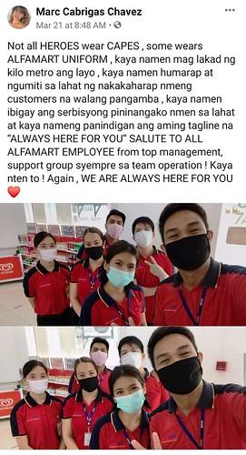 Alfamart Frontliners