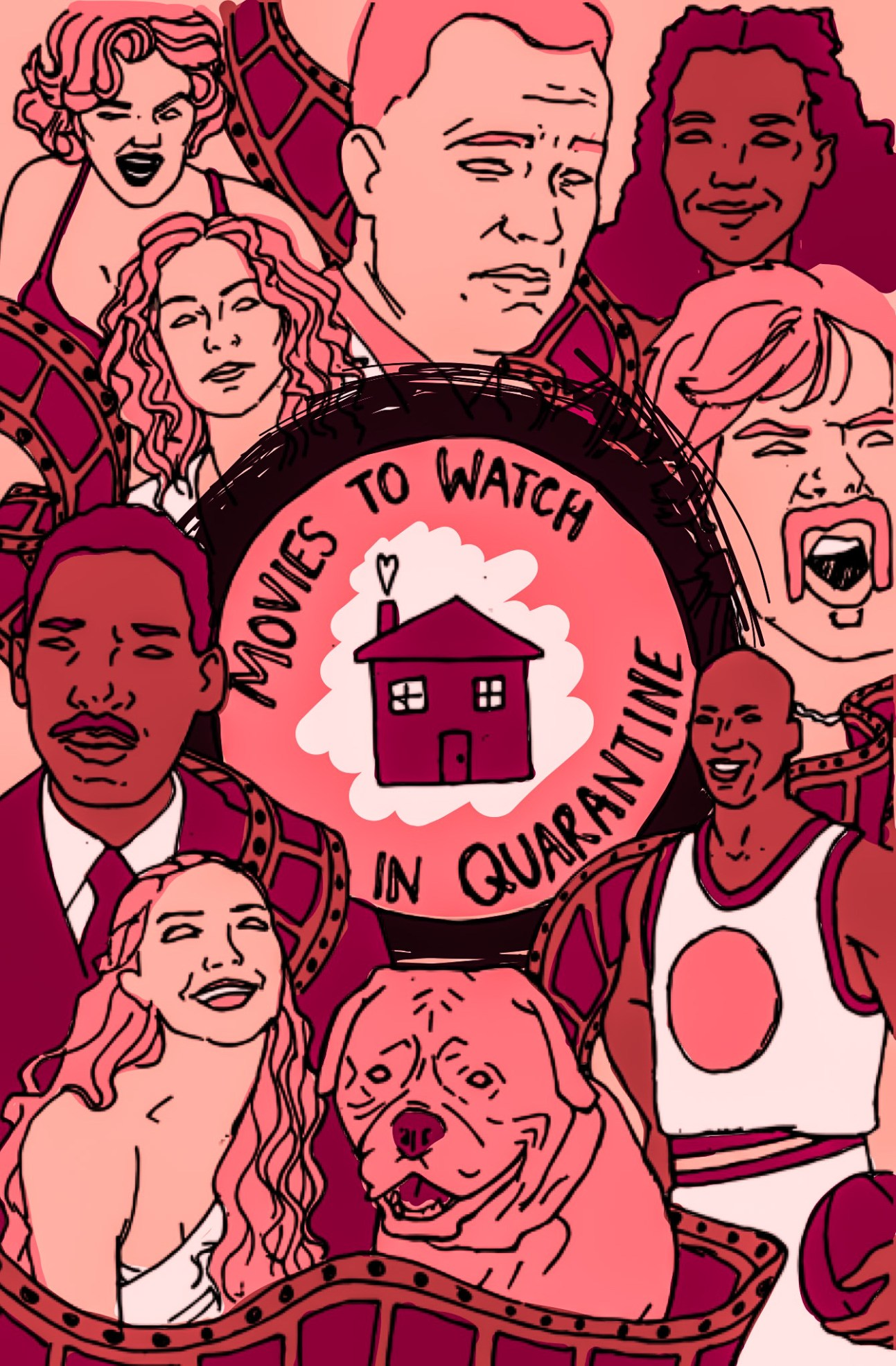 Movies to watch in quarantine visual - Sam Ford
