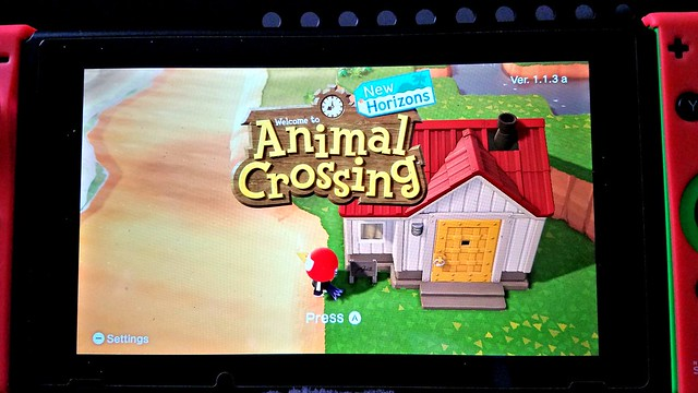 Escape to the islands with the new Animal Crossing: New Horizons ~ Review #Sponsored #MySillyLittleGang #NintendoSwitch