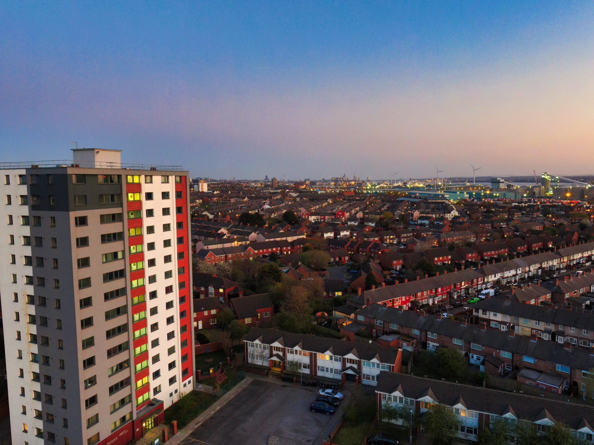 Liverpool Tower Block Dreams