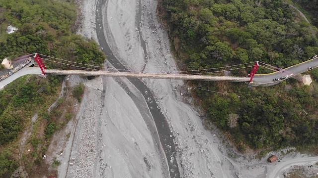 Guren Bridge, Wutai Township