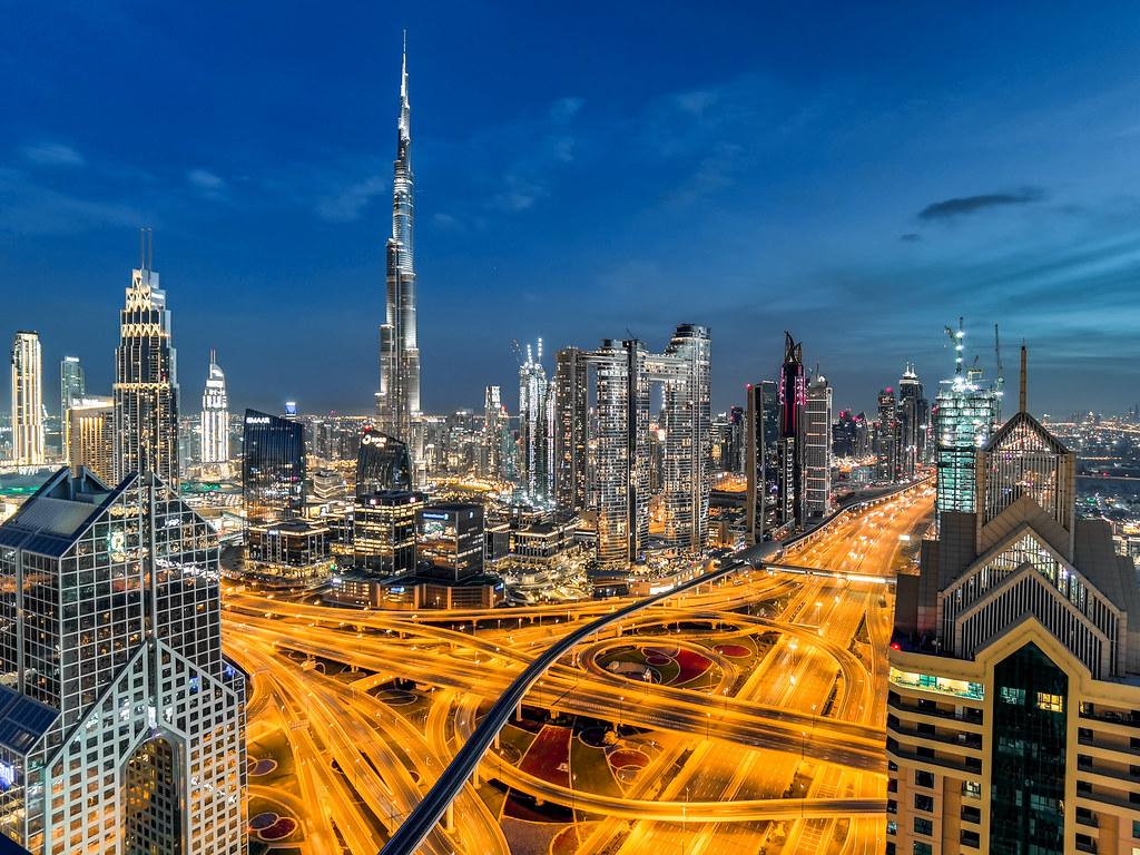 HUAWEI P40 Pro - Wide Low Light - Dubai UAE