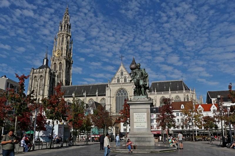 IMG_0370 Antwerpen Groenplaats