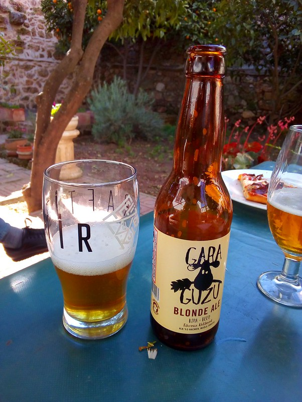 Blonde Ale from Gara Guzu (Muğla) by bryandkeith on flickr