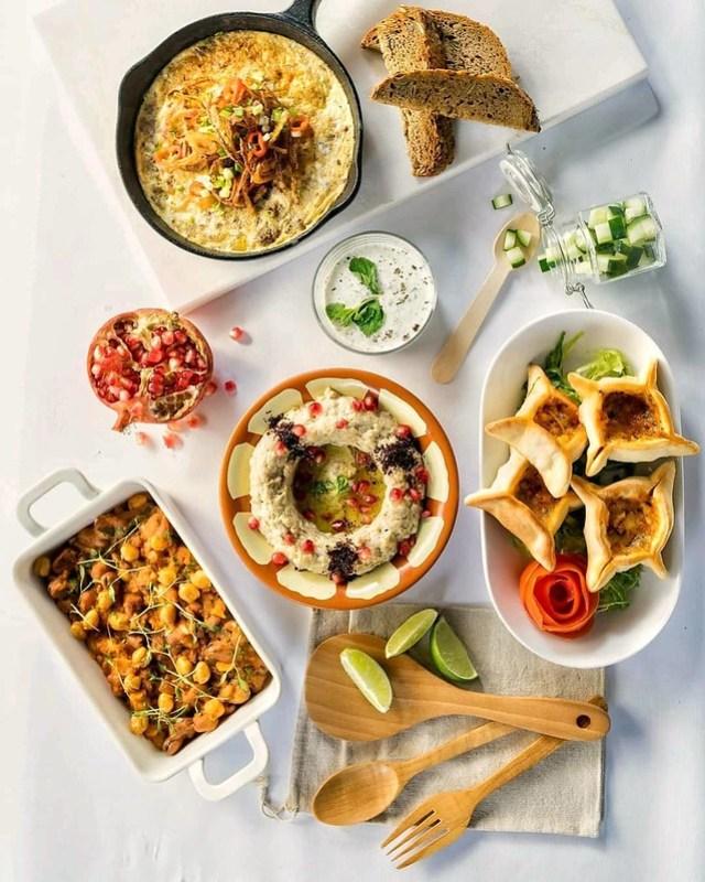 Urban Bites Lebanese & Mediterranean Cuisine